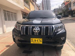 Toyota Prado VX 2012 AT
