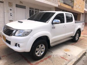 Toyota Hilux 2016 AT 4X4