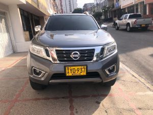 NISSAN FRONTIER 2016 AT 4×4