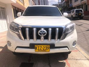 Toyota Prado VX 2011 AT