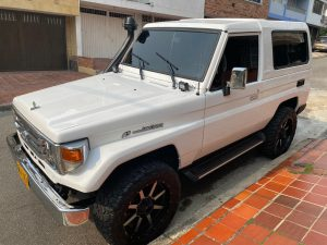 Toyota Land Cruiser 1994 MT