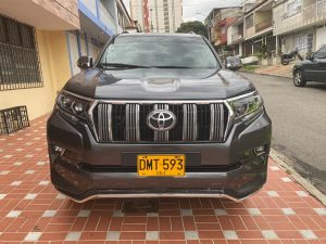 Toyota Prado TXL 2017 AT