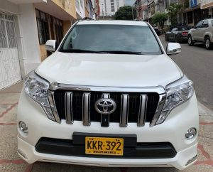 TOYOTA PRADO TXL 2011 AT
