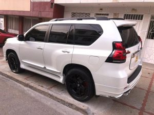 Toyota Prado 2012 AT