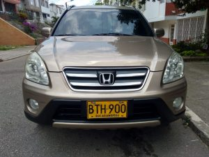 HONDA CRV 2006 AT