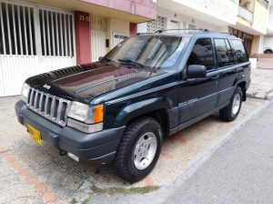 JEEP CHEROKEE 1999 AT