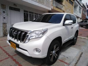 TOYOTA PRADO SUMO TX 2013 AT