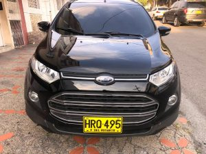 Ford Ecosport 2016 AT