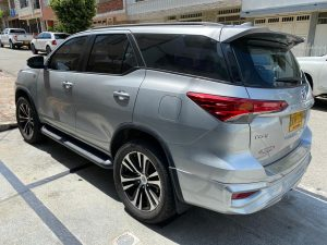 Toyota Fortuner 2018 AT